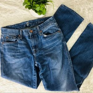 7 For All Mankind Jeans A Pocket